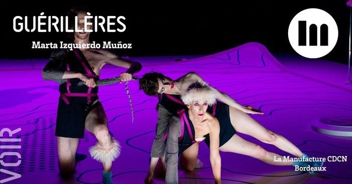 Guérillères – Marta Izquierdo Muñoz