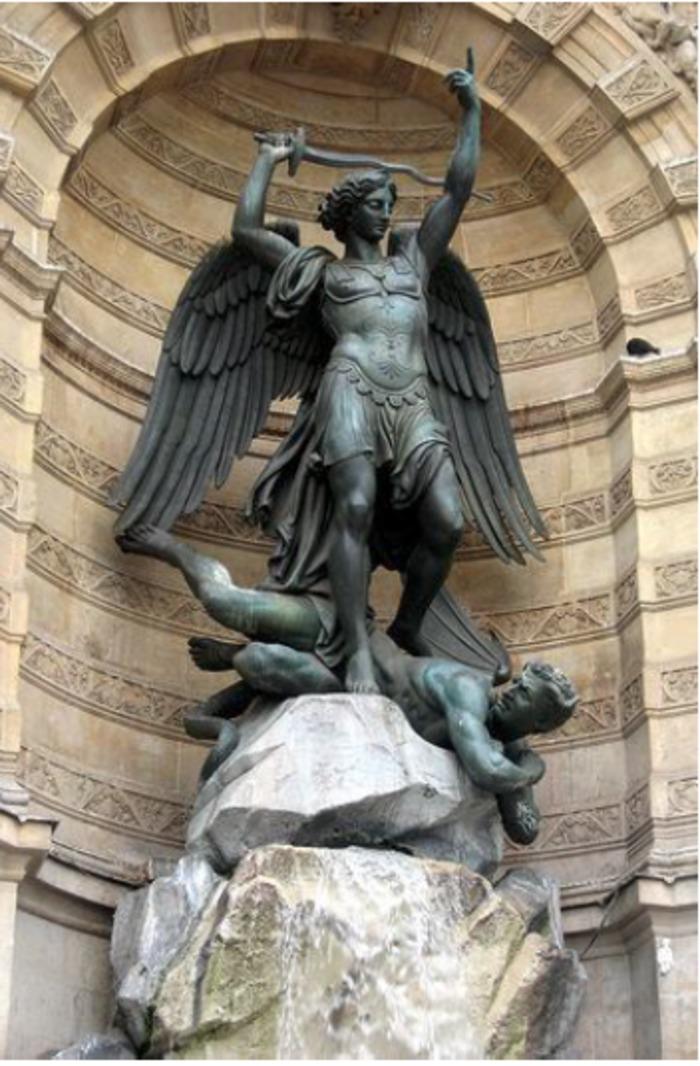Journées du patrimoine 2020 - Visite guidée des fontaines de Paris rive gauche