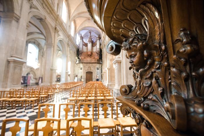 Journées du patrimoine 2020 - La cathédrale Notre-Dame