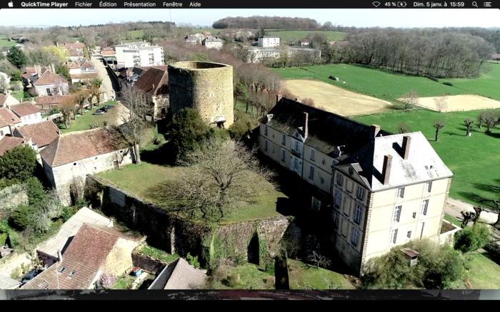 Journées du patrimoine 2020 - Histoire de la tour Sarrasine et du château