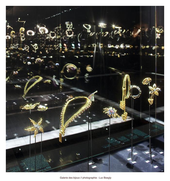 Nuit des musées 2019 -La Galerie des bijoux du Musée des Arts Décoratifs : une merveille !