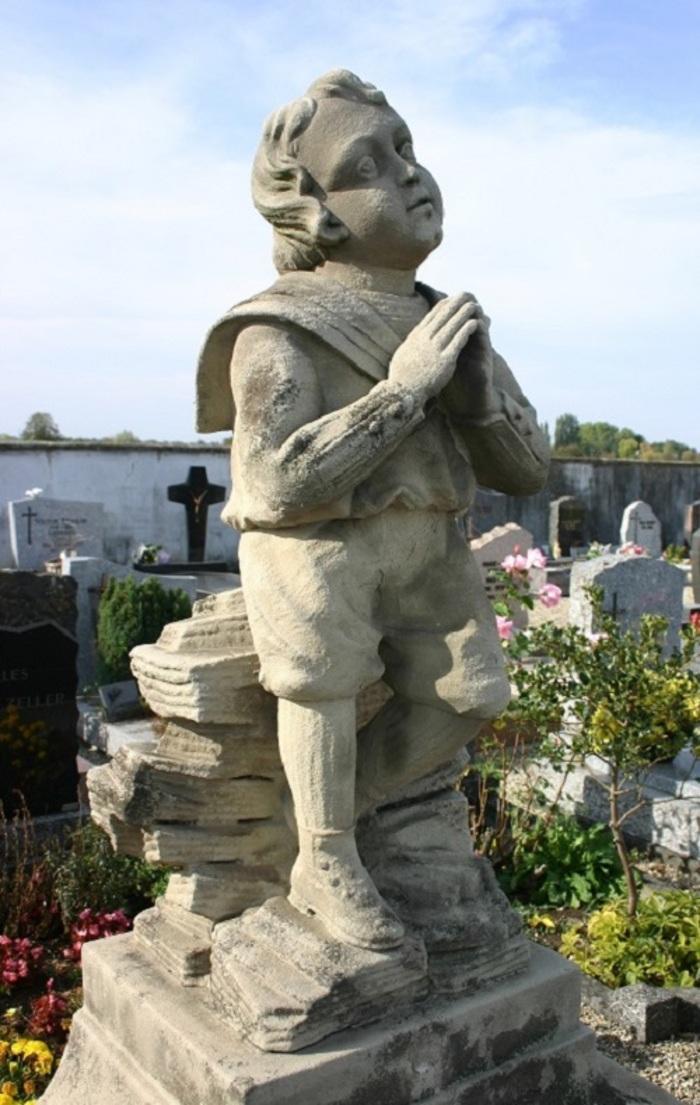 Journées du patrimoine 2019 - Visite guidée du cimetière de Plobsheim