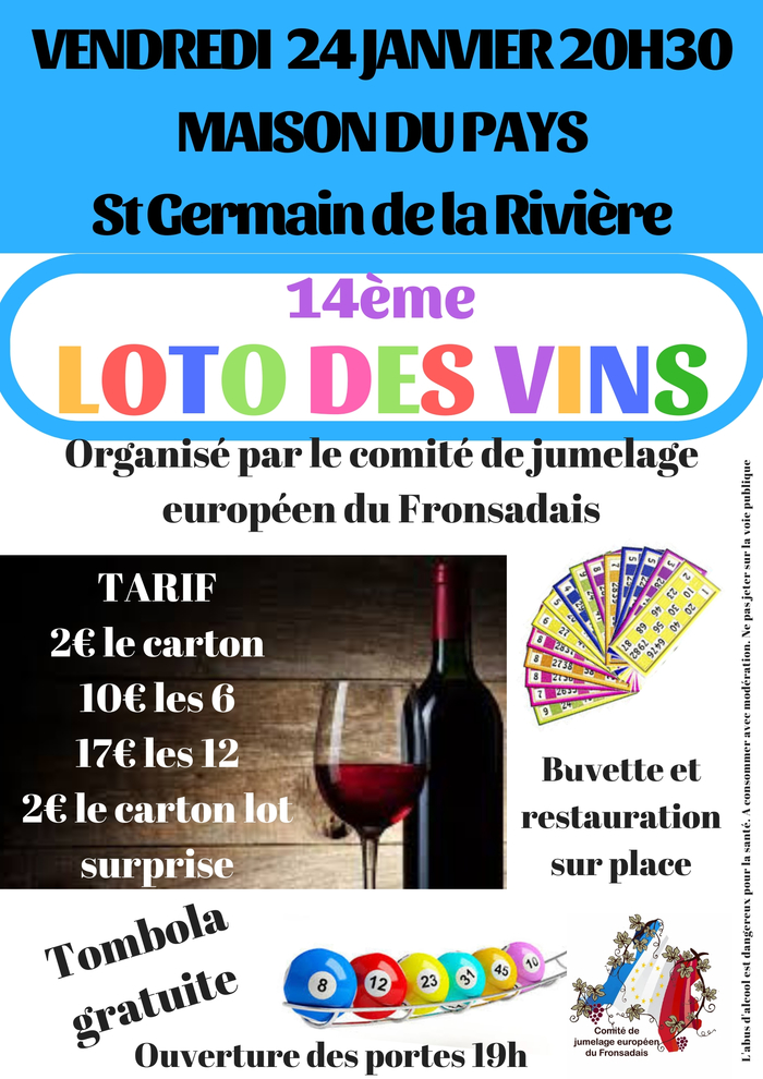 14ème loto des vins