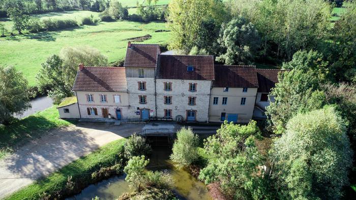 Journées du patrimoine 2020 - Le moulin de Montjay à Ménetreuil