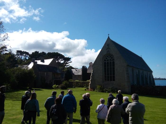 Journées du patrimoine 2020 - Visite guidée de l'Abbaye des Anges