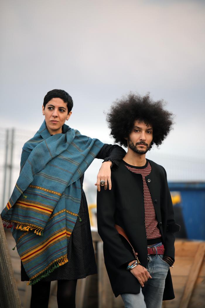 Concert electro oriental/rap/metal - Franco Marocain