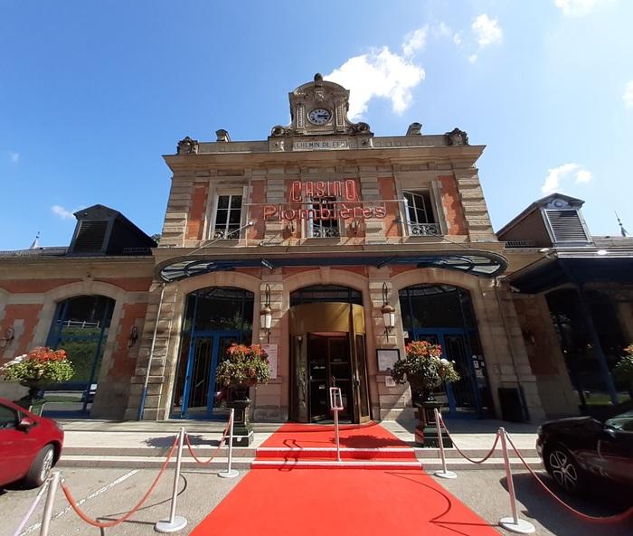 Journées du patrimoine 2020 - Le casino, lieu incontournable du circuit historique de Plombières-les-Bains
