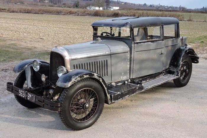 Journées du patrimoine 2020 - Quoi de neuf sur les automobiles Voisin d'Issy (1919-1939) ?