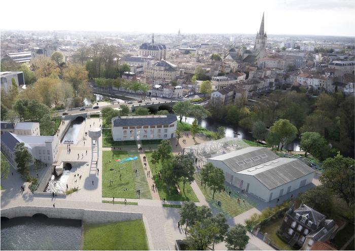 Journées du patrimoine 2019 - Exposition sur les projets structurants labellisés