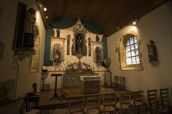 Journées du patrimoine 2020 - Visite libre de la chapelle Saint Jean