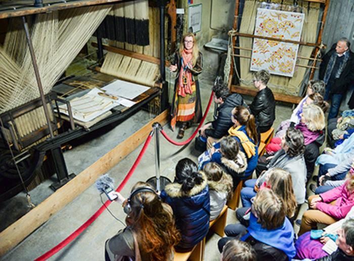 Journées du patrimoine 2020 - Visite commentée des anciens ateliers de production