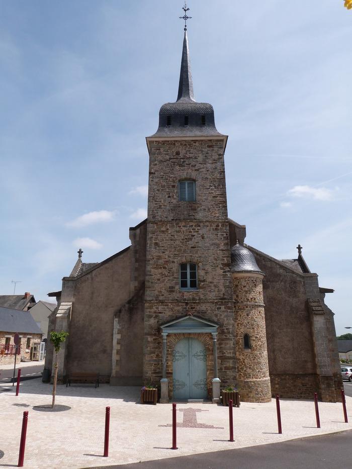 Journées du patrimoine 2020 - Église St Martin