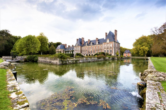 Journées du patrimoine 2020 - Visite commentée du Château de Courances