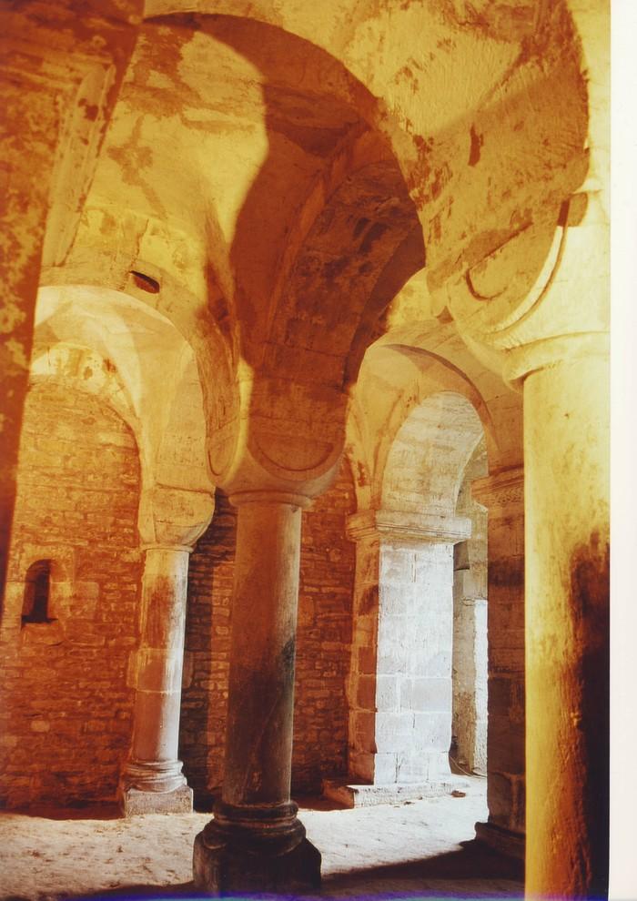 Journées du patrimoine 2019 - Visite guidée de la crypte romane du XIIème siècle