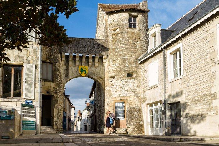 Journées du patrimoine 2020 - Visite guidée de La Roche-Posay :