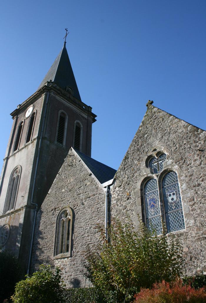 Journées du patrimoine 2020 - Visite de l'Eglise Saint Martin