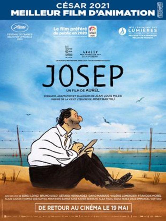 JOSEP (sélection officielle Cannes 2020) VOST