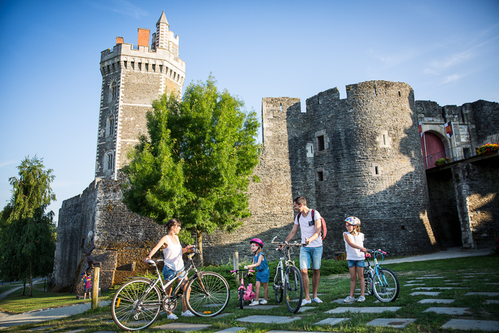 Journées du patrimoine 2020 - Visite du Château Médiéval d'Oudon