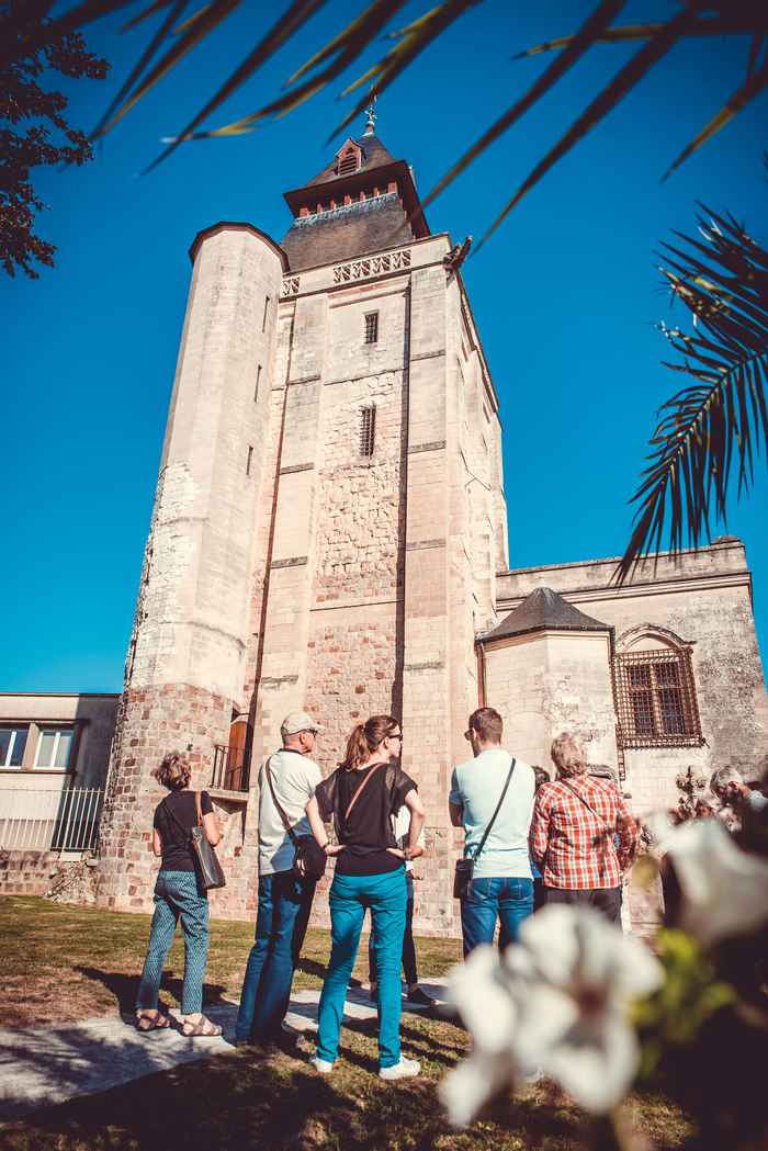 Journées du patrimoine 2020 - Visite du beffroi d'Abbeville