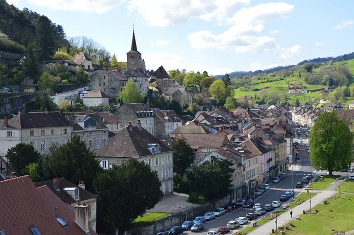 Journées du patrimoine 2020 - Visite guidée de la ville de Salins les Bains