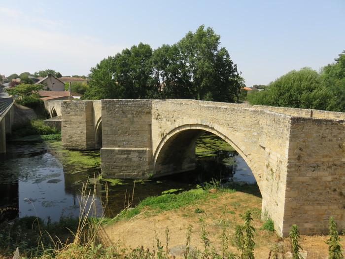 Journées du patrimoine 2020 - Découverte d'un pont du XIIIe siècle