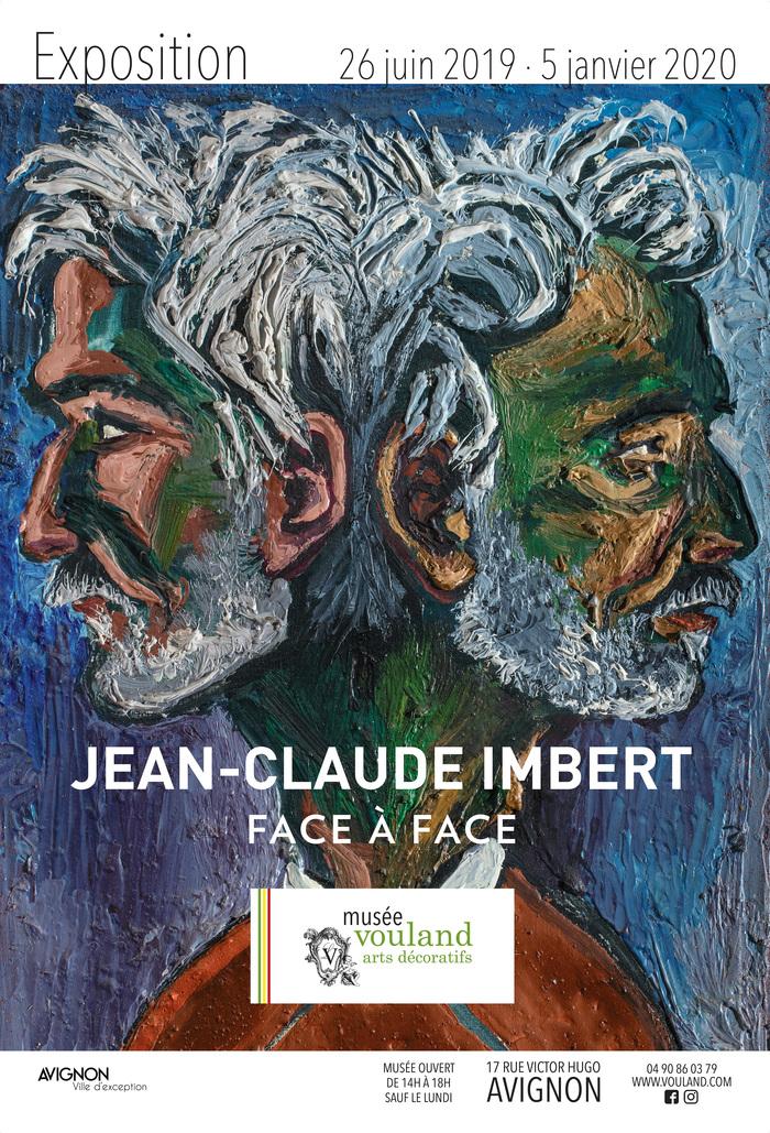 Journées du patrimoine 2019 - Visite de l'exposition par les enfants et petits-enfants de Jean-Claude Imbert