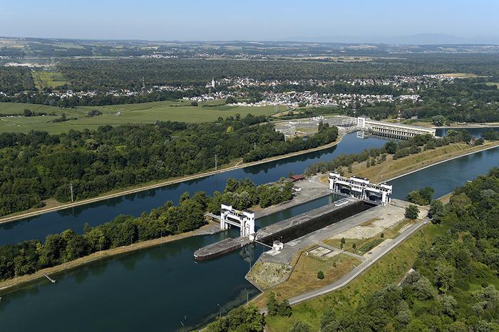 Journées du patrimoine 2020 - Visitez les premières écluses du Grand Canal d'Alsace