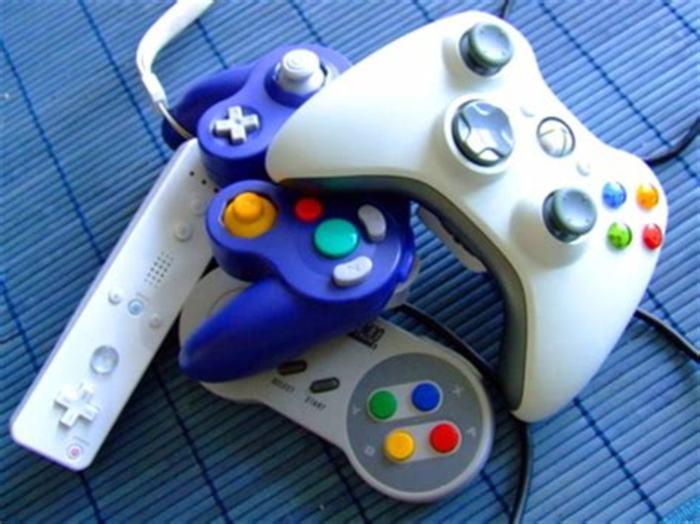 (atelier) Création de jeux vidéo