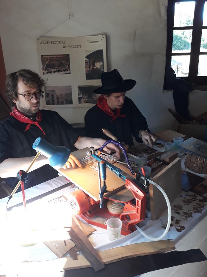 Journées du patrimoine 2019 - Ateliers et démonstrations de savoir-faire à la ferme