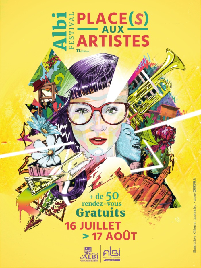 Places aux Artistes!