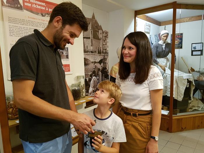 Journées du patrimoine 2020 - Visite de l'écomusée du Lac d'Annecy