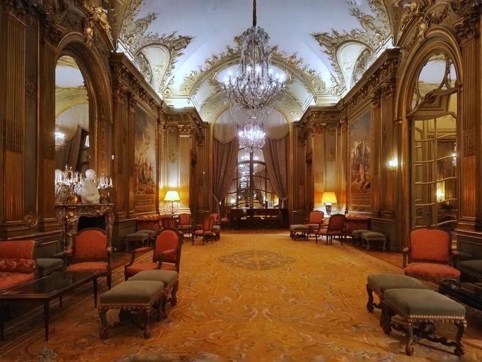 Journées du patrimoine 2019 - COMPLET - Visite accompagnée de la résidence de l'ambassadeur d'Espagne