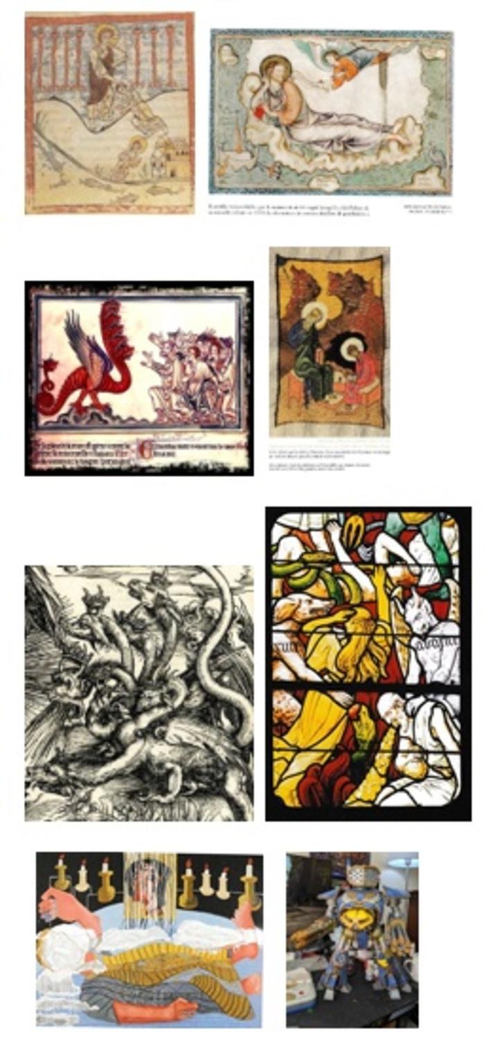 Journées du patrimoine 2019 - Exposition autour des représentations de l'Apocalypse de Saint-Jean