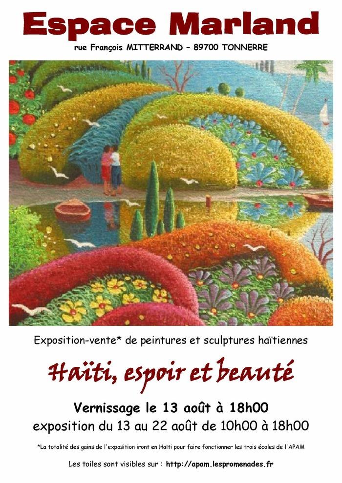 Haïti, espoir et beauté