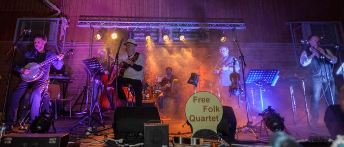 [ANNULE]  <strike>Free Folk Quartet</strike>