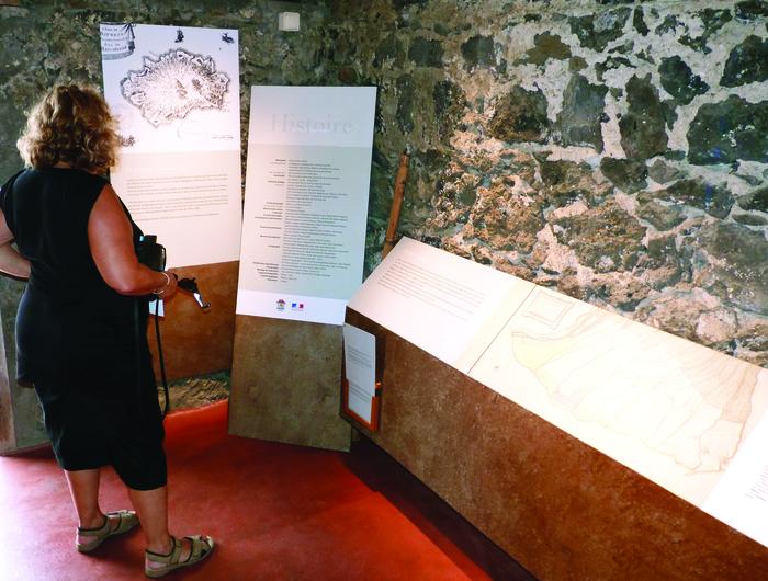 Journées du patrimoine 2019 - « Mémoires de Grand-Bois, les calbanons de la Cafrine »