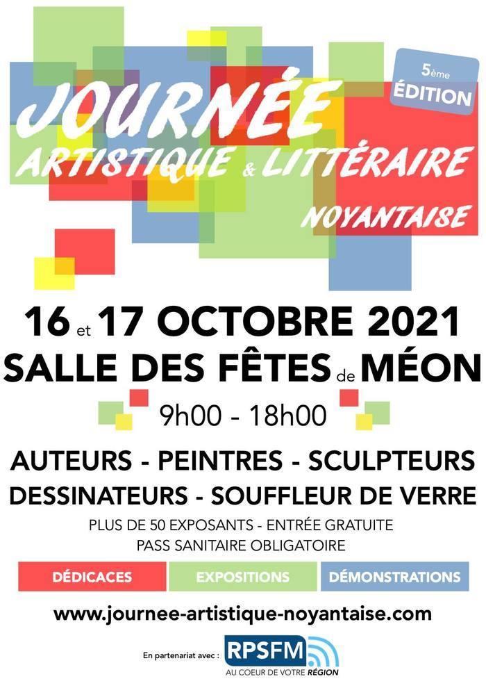 16-17 octobre à Noyant-villages (49) - Salle des fêtes de Méon