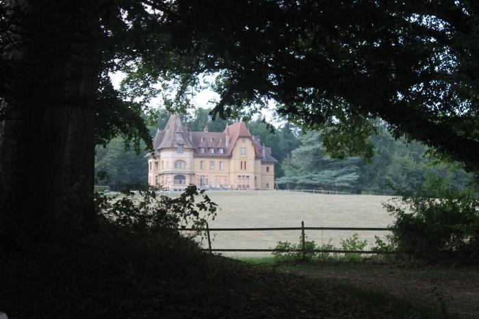 Journées du patrimoine 2020 - Visite du parc du château de Corcelles