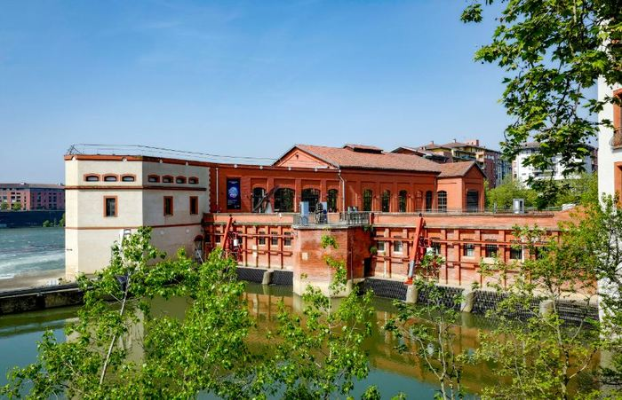 Journées du patrimoine 2019 - Visite guidée de la centrale hydroélectrique du Bazacle - Angle historique