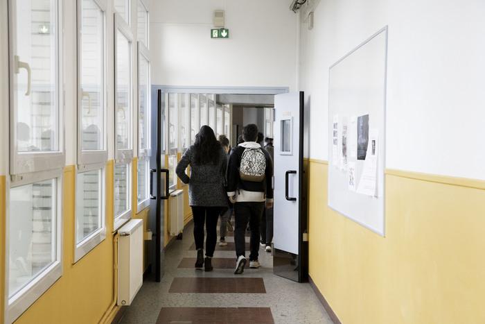 Journées du patrimoine 2019 - Visite guidée du lycée Clémenceau