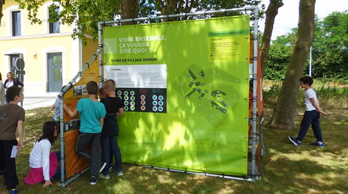 Journées du patrimoine 2019 - Communs : Air(e) de village