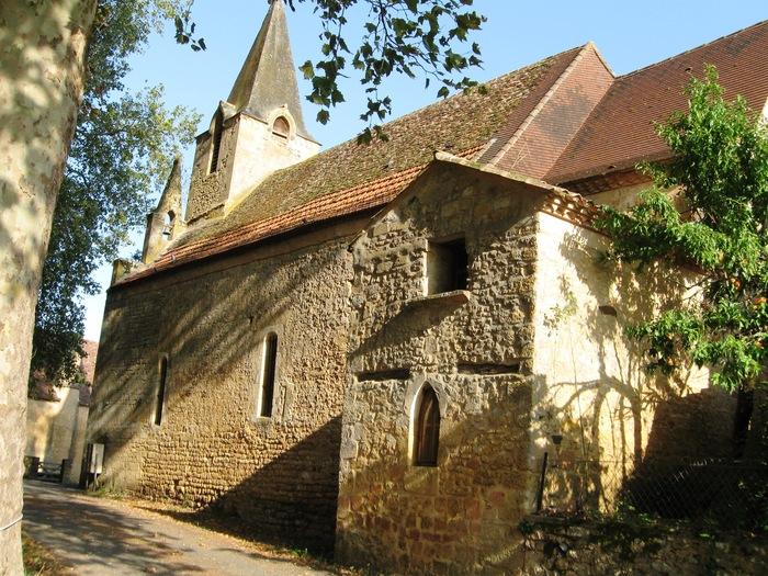 Journées du patrimoine 2019 - Visite guidée et exposition à l'église de Vicq