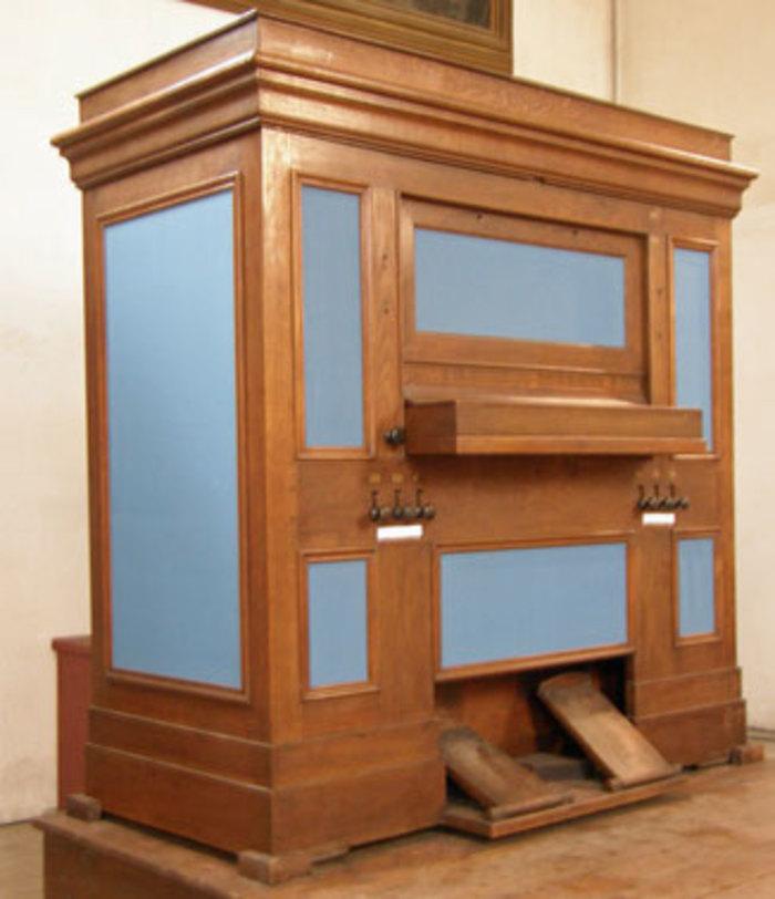 Journées du patrimoine 2019 - Présentation de l'orgue de la chapelle de l'hôpital de Coutances