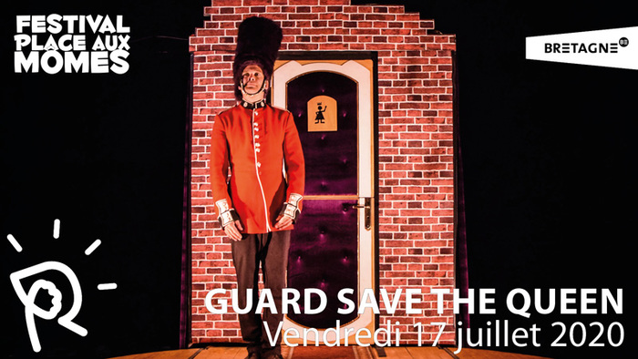 Guard save the Queen