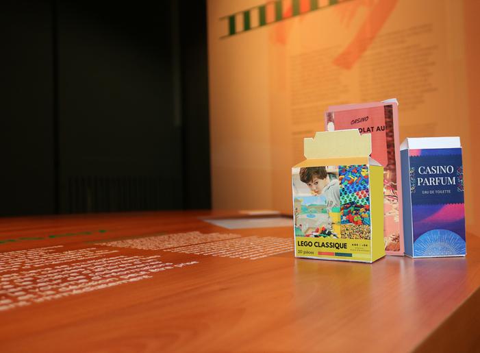 Nuit des musées 2019 -Atelier packaging