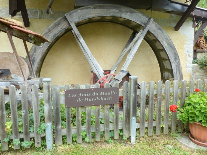 Journées du patrimoine 2019 - Découverte du moulin de Hundsbach et des traditions d'antan