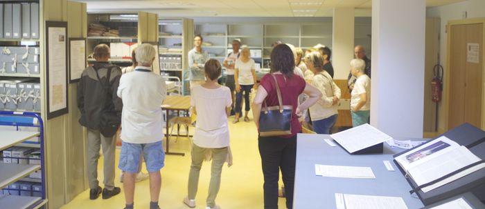 Journées du patrimoine 2020 - Visite guidée des Archives départementales de la Haute-Savoie