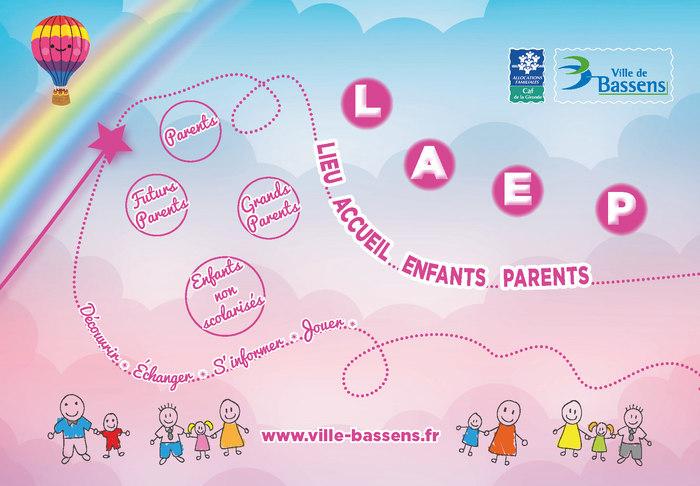 Lieu d'Accueil Enfants Parents