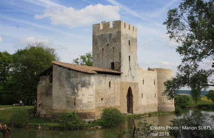 Journées du patrimoine 2019 - Le château de Gombervaux