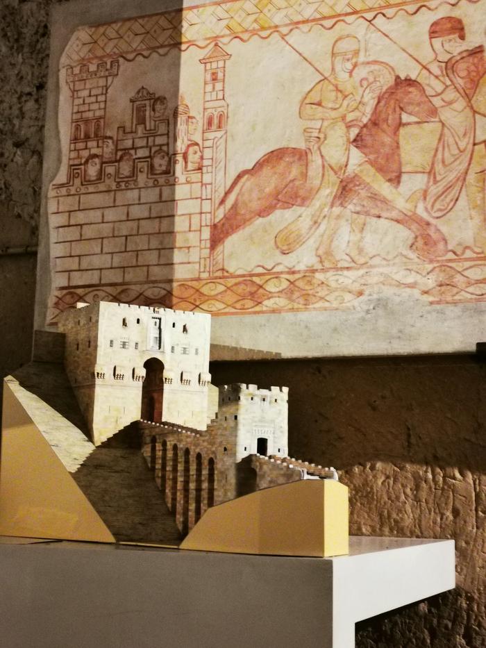 Journées du patrimoine 2020 - Un musée sur l'histoire des Templiers et des croisades